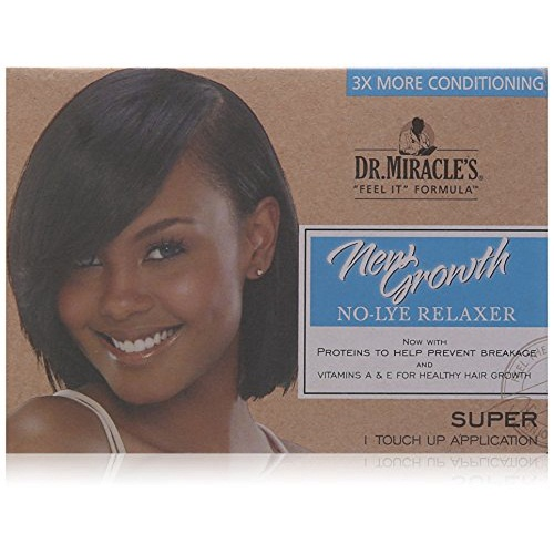 Dr.Miracles New Growth No-Lye Relaxer Super