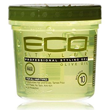 Eco Styler Olive Oil Styling Gel Maximum Hold  8oz