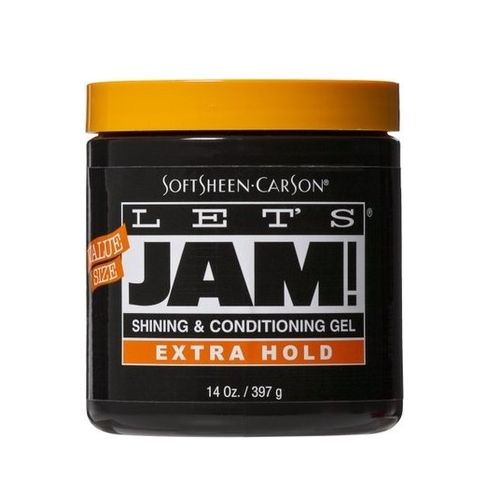 Lets Jam Condition and Shine Hair Gel, Extra Hold 397 g/14 oz